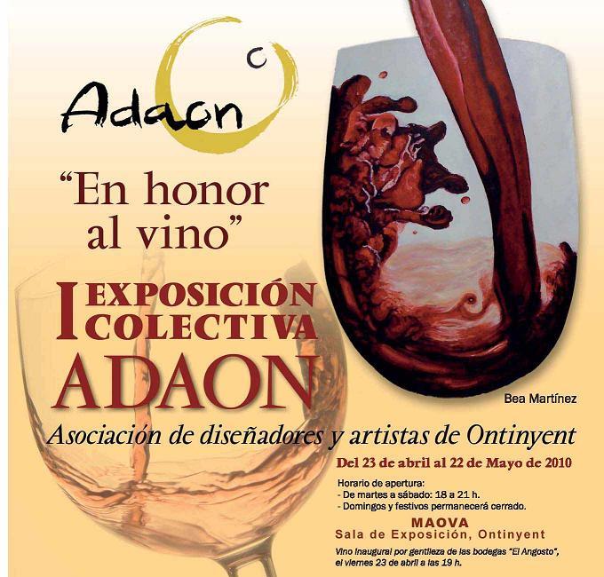Exposición Colectiva Adaon